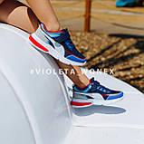 Кроссовки детские синие,детские кроссовки для мальчика Violeta 200-114blue, фото 2