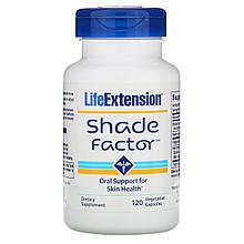 """Комплекс для здоровья кожи и защиты от ультрафиолета Life Extension """"Shade Factor"""" (120 капсул)"""