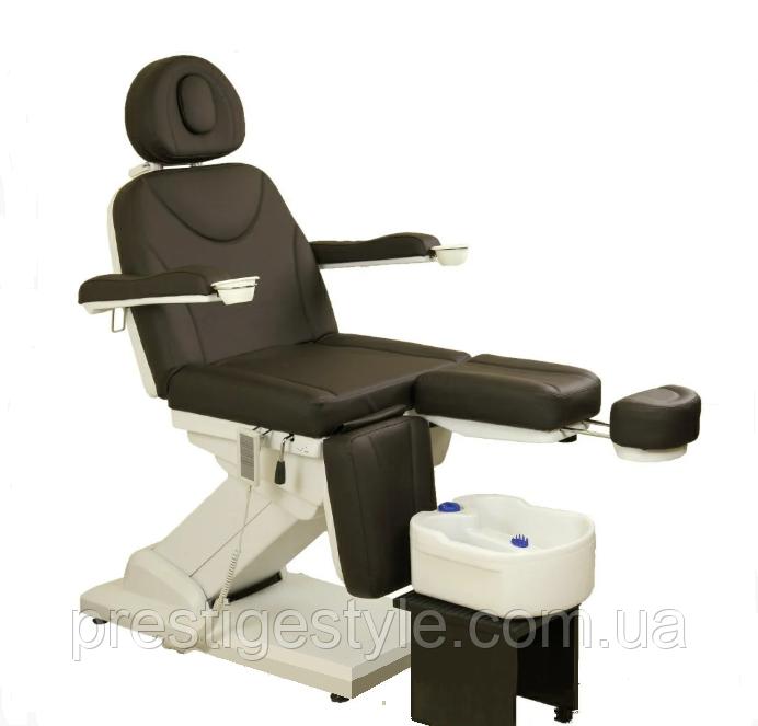 Педикюрно-косметологическая кресло-кушетка ZD-848-3A