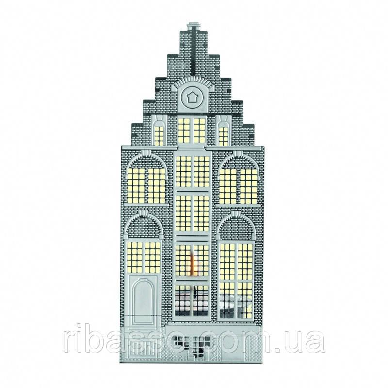 "Invotis Подсвечник ""Амстердамский дом"" (2 этажа)"