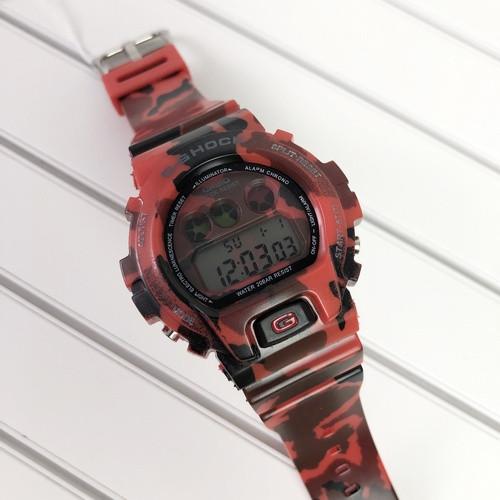 Наручные часы G-Shock DW-6900 Militari Red