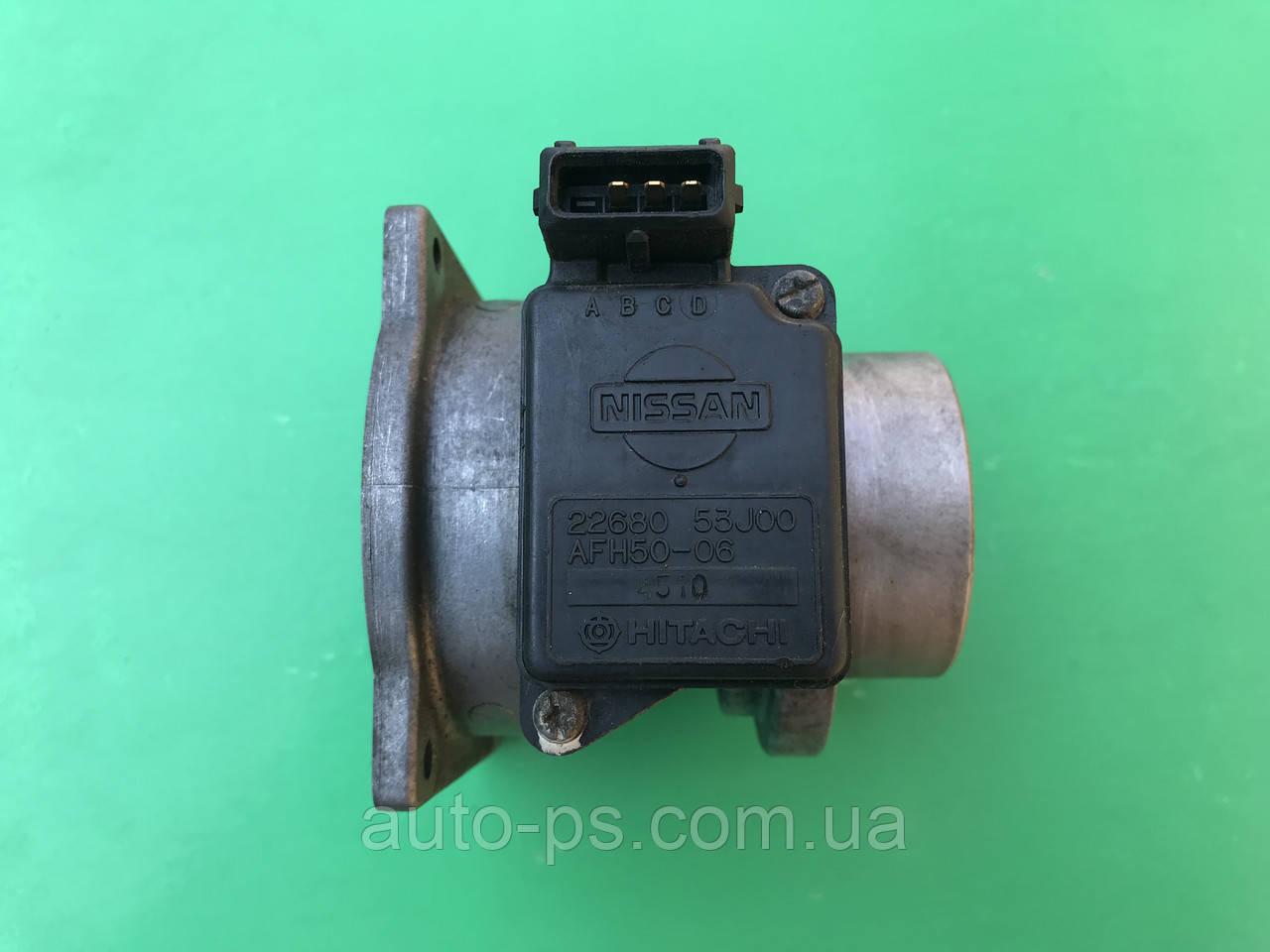 Расходомер воздуха (ДМРВ) Nissan Sunny III (N14) 2.0