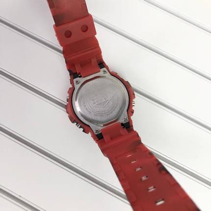 Наручные часы G-Shock DW-6900 Militari Red, фото 2