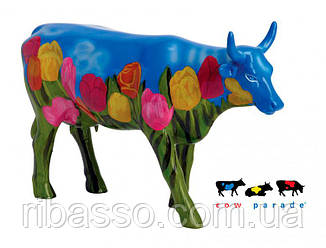 """Коллекционная статуэтка корова """"Netherlands"""""""