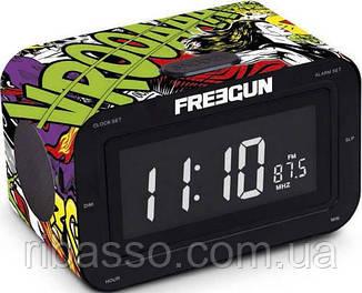 """Радиоприемник с часами """"Freegun"""""""