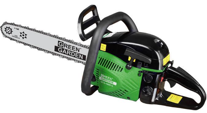 Бензопила ланцюгова Green Garden GCS-4400/15, фото 2