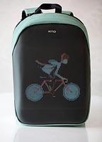 Рюкзак с активным LED экраном Jastle (Водостойкий, Антивор, Жесткая Конструкция), фото 1