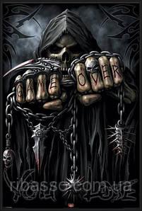 "Постер ""Spiral - game over reaper"""