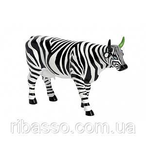 """Коллекционная статуэтка корова """"Striped"""""""