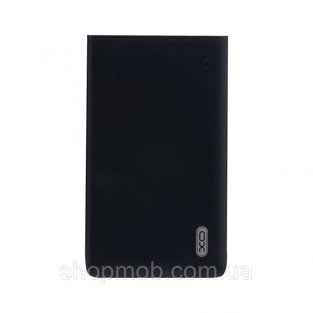 Портативная батарея для телефона (Power Bank) XO PB78 5000 mAh Цвет Чёрный