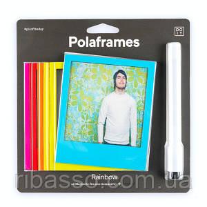 Набор рамок на магните Color Polaframes