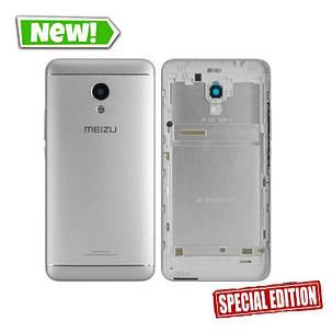 Задня кришка для Meizu M5S Silver, фото 2