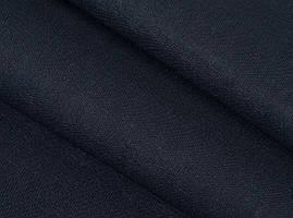 Ткань бязь черная 140г/м2, хлопок 100%,рулон.