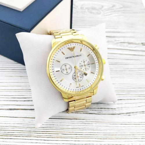 Наручные часы Emporio Armani B134 Gold-Silver