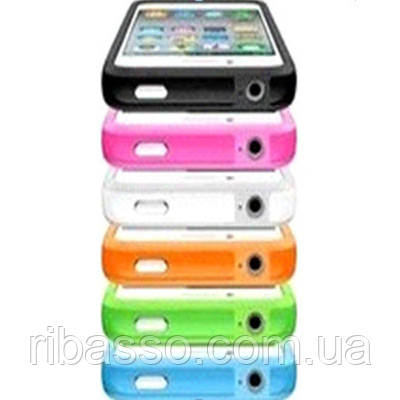 Hi-Fun Чехол для Iphone 4S, красный