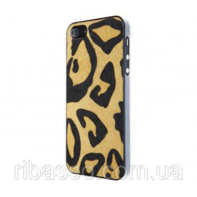 "BENJAMINS Крышка для Iphone 5 ""Leopard"""
