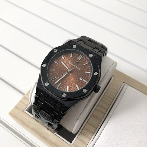 Наручные часы Audemars Piguet Royal Oak Quartz Black-Brown