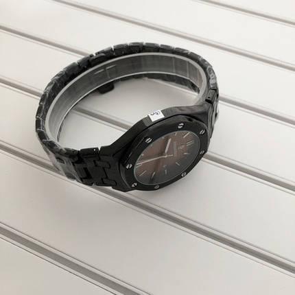 Наручные часы Audemars Piguet Royal Oak Quartz Black-Brown, фото 2