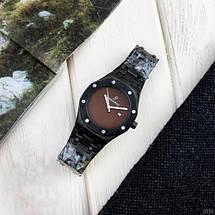 Наручные часы Audemars Piguet Royal Oak Quartz 1450 Black-Brown, фото 2