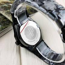 Наручные часы Audemars Piguet Royal Oak Quartz 1450 Black-Brown, фото 3