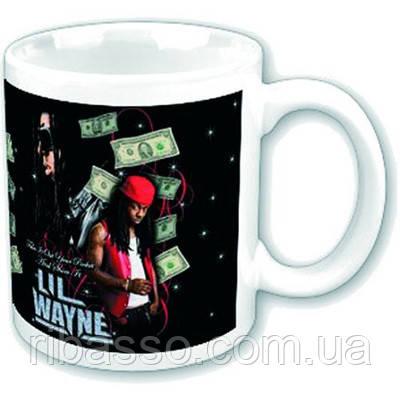 """Кружка в коробке """"Lil Wayne"""""""