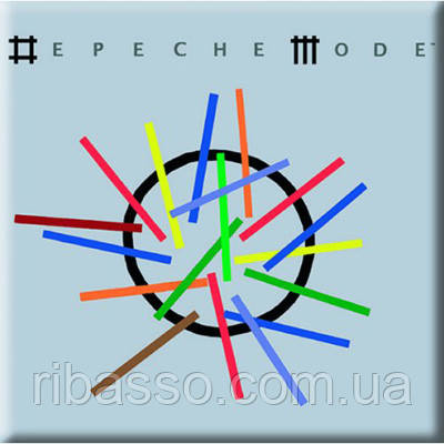 """Магнит """"Depeche Mode: Sounds of the Universe"""""""
