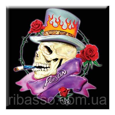 """Магнит """"Poison: Skull"""""""