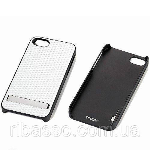 Troika Крышка для iPhone 5 Silver