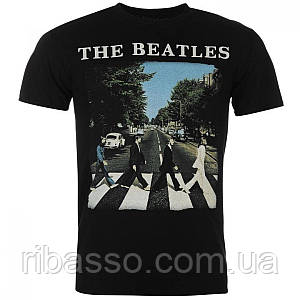 "Футболка  Official ""The Beatles: Abbey Road"" m"