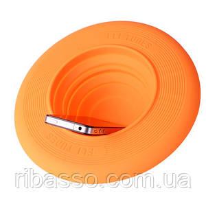 """Игра """"Летающая тарелка"""" + усилитель звука"""