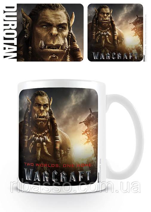 Кружка Warcraft (Durotan)