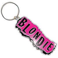 "Брелок ""Blondie Standard Keychain: Punk Logo"""