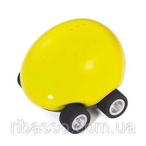Солонка Яйцо, желтая