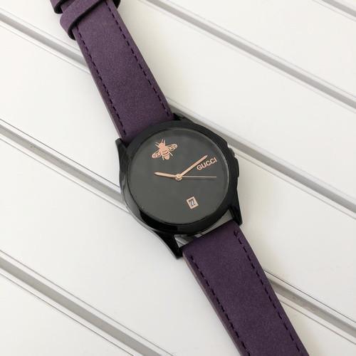 Наручные часы Gucci 1483 Violet-Black