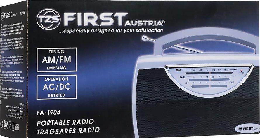 Мини-радиоприёмник First FA1904