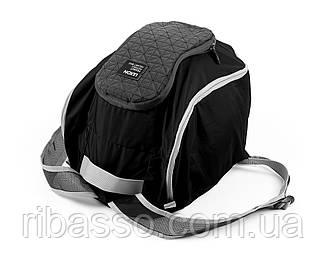 Рюкзак в кошельке Peanut, черный