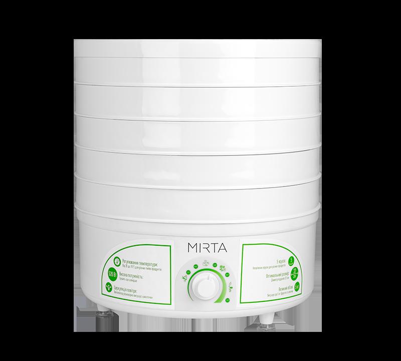 Сушка для фруктов и овощей MIRTA DH3847