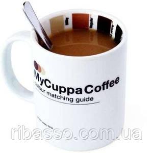 """Чашка для кофе """"Так как я люблю"""""""