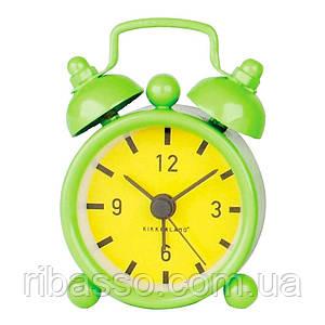 """Часы-брелок """"Мини будильник"""", салатовый"""
