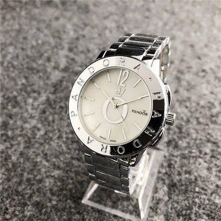 Наручний годинник Pandora 6028 Silver-White, фото 2