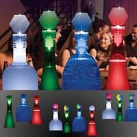 """Светящиеся пробки для бутылок """"Show Stopper"""" (мигают в такт музыке)"""