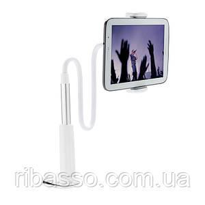 Гибкий держатель для мобильного телефона и планшета