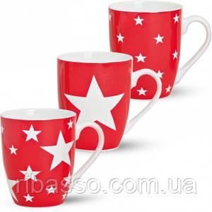 """Чашка """"Star"""", красный"""