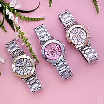 Наручные часы Pandora 7289 Silver-Pink, фото 2
