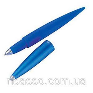 Шариковая ручка Эластик, голубая