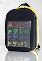 Стильный водонепроницаемый рюкзак с LED экраном, фото 1