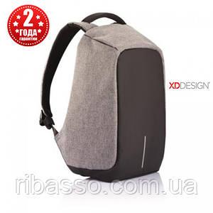 Рюкзак городской XD Design Bobby XL Anti-Theft 17'' Grey (P705.562)
