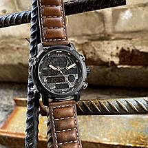 Оригинальные наручные часы Naviforce NF9160 Brown-Black | Оригинал Навифорс, Гарантия 1 год!, фото 3