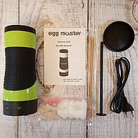 Омлетница Аппарат для приготовления яиц и омлета на палочке Egg Master вертикальная (Живые фото)