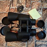 Бинокль Canon Водонепроницаемый с чехлом качественный биноколь Черный (настоящие фото)